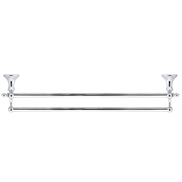 Antica 24 Double Towel Bar by Modona