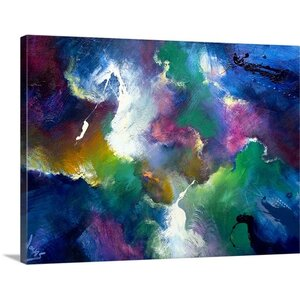 Spirit Song by Jonas Gerard Graphic Art on Canvas by Great Big Canvas