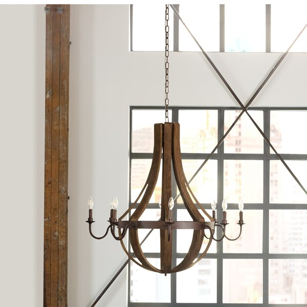 Blairstown 8-Light Candle Style Empire Chandelier by Williston Forge Williston Forge