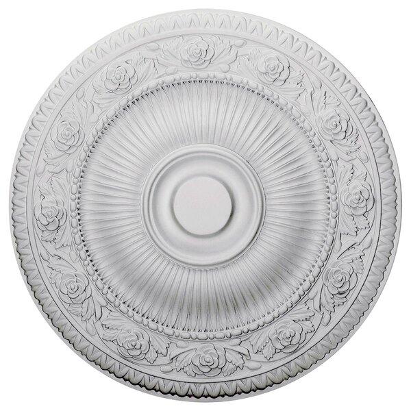 Neuveau 24 1/4H x 24 1/4W x 2D Ceiling Medallion by Ekena Millwork