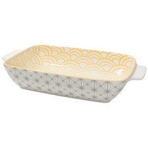 Rectangular Baking Sunstone Dish