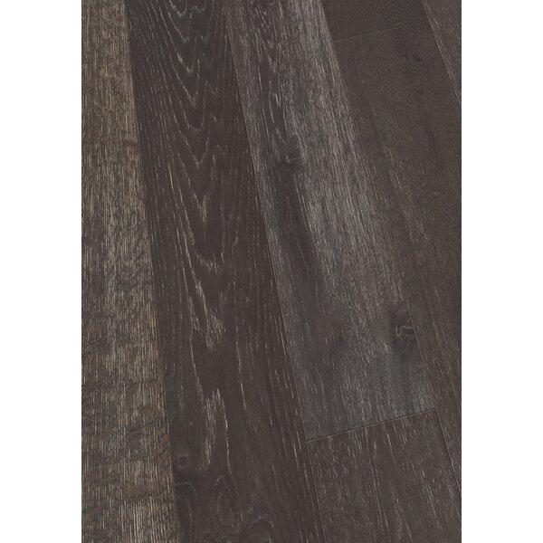 7.5 Engineered Oak Hardwood Flooring in Brushed Midnight Oak by Maritime Hardwood Floors