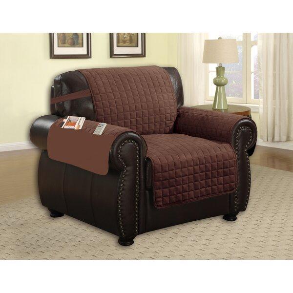 Box Cushion Armchair Slipcover by Kashi Home