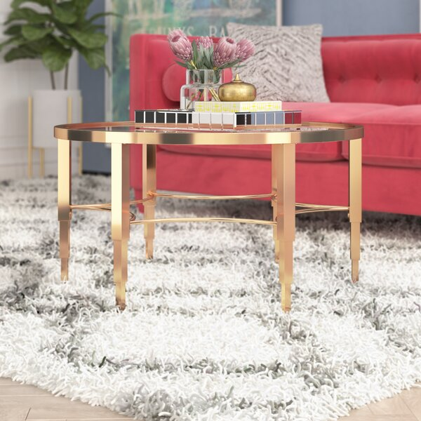 Jaidan Coffee Table by Willa Arlo Interiors