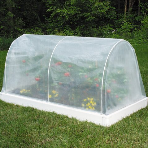 Multi Season System 6 Ft. W x 3 Ft. D Mini Greenhouse by Guarden