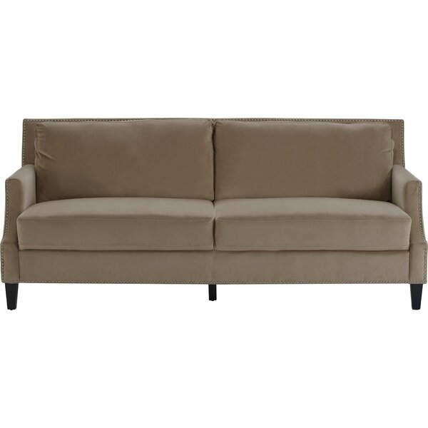 New High-quality Littlehampt Sofa by Darby Home Co by Darby Home Co