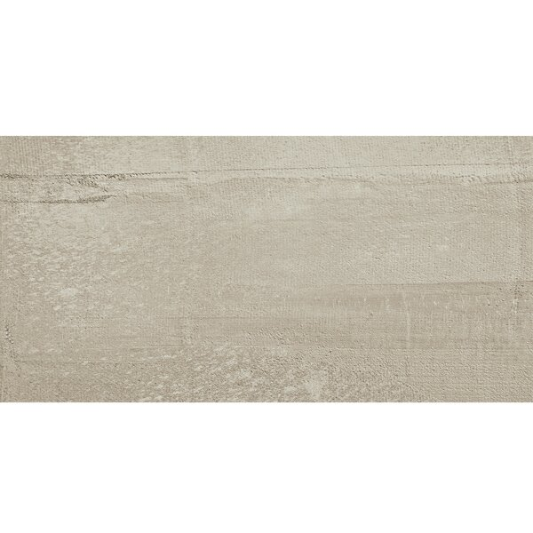 La Vie Boheme 24 x 24 Porcelain Field Tile in Taupe by PIXL