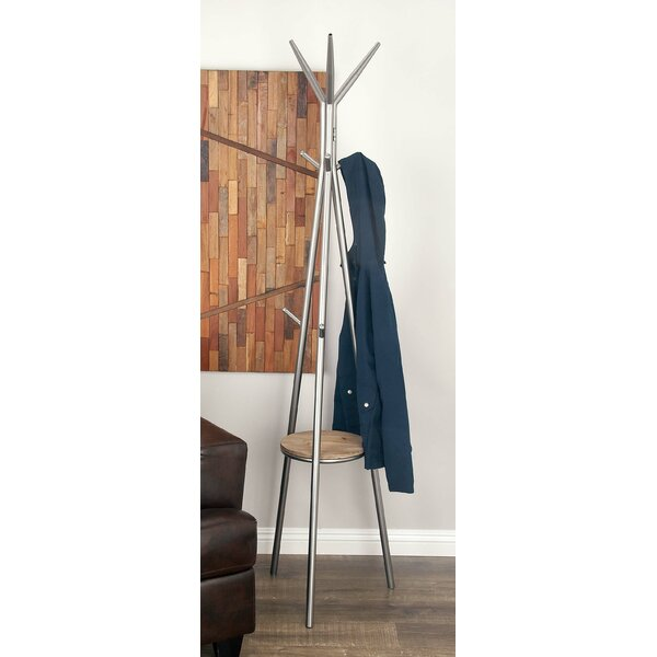 Opperman Coat Rack by Union Rustic