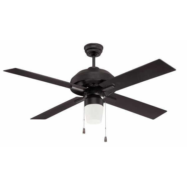 52 Fagundes 4 Blade LED Ceiling Fan by Ivy Bronx