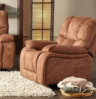 Wedgeworth Manual Glider Recliner by Latitude Run