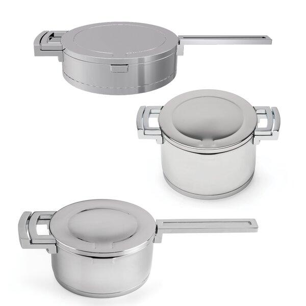 Neo Moden 6-Piece Cookware Set by BergHOFF International