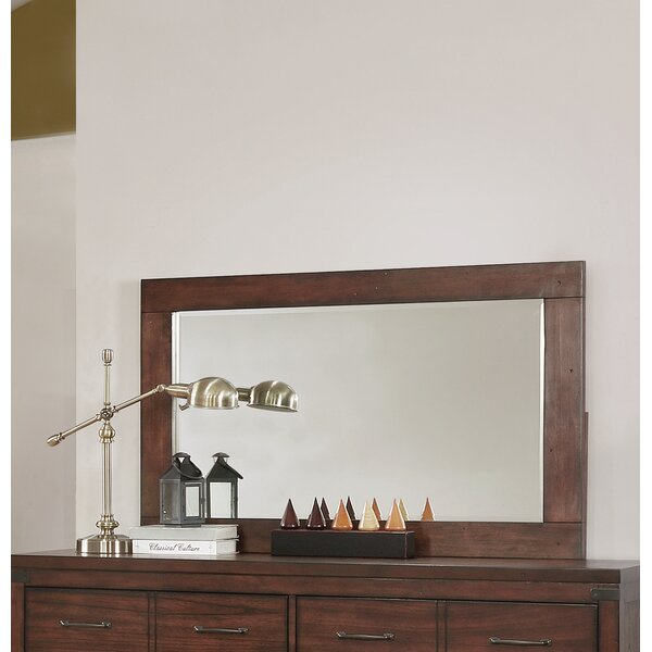 Rectangular Dresser Mirror by Scott Living