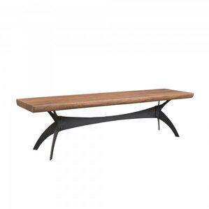 Castillo Wood Bench by Union Rustic