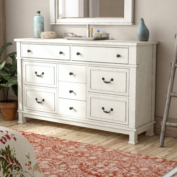 Derwent 9 Standard Dresser by Three Posts