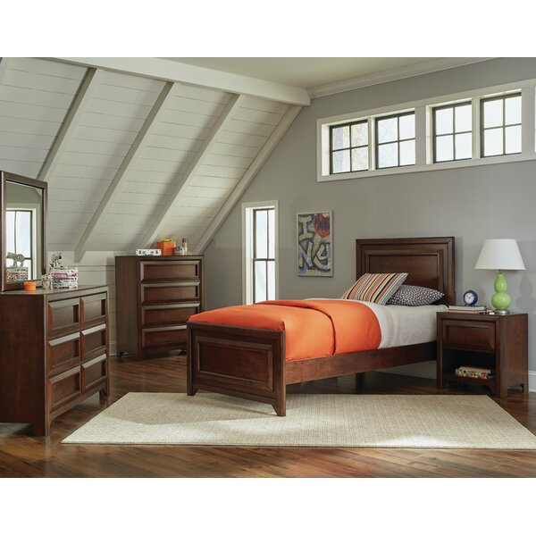 Alsey Panel Configurable Bedroom Set by Red Barrel