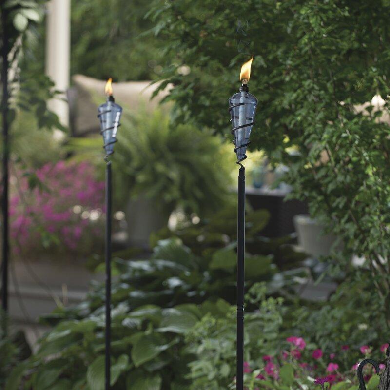 Swirl Garden Torch