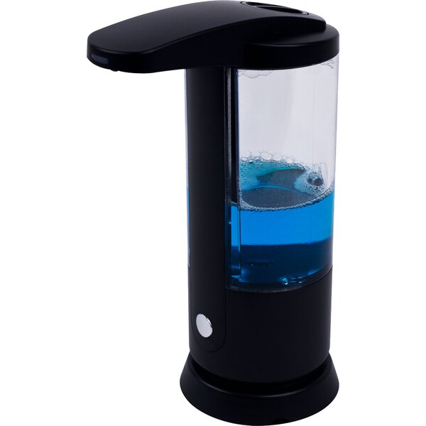 Automatic Liquid Soap Dispenser by Trademark Home Collection
