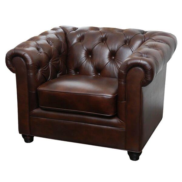 Harlem Chesterfield Chair by Trent Austin Design