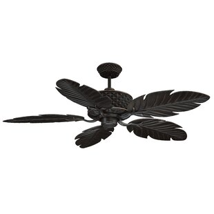 Buying 52 Trevon 5-Blade Ceiling Fan with Wall Remote By Bayou Breeze