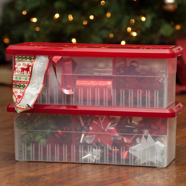 Ribbon Gift Wrap Storage by IRIS USA, Inc.