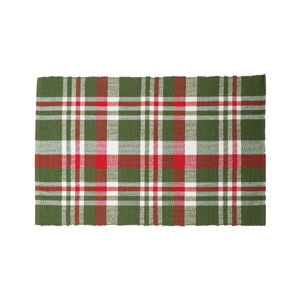 Ford Plaid Placemat (Set of 6) by Loon Peak