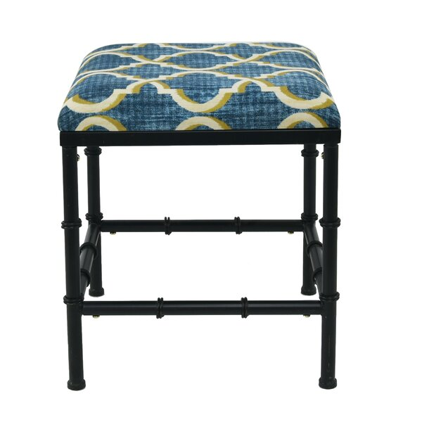 Amery Ottoman by Everly Quinn