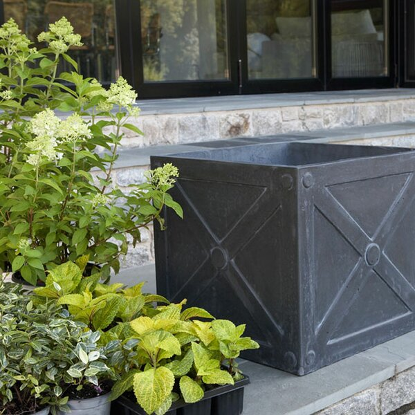 Hilaire Fibreclay Planter Box by Laurel Foundry Modern Farmhouse