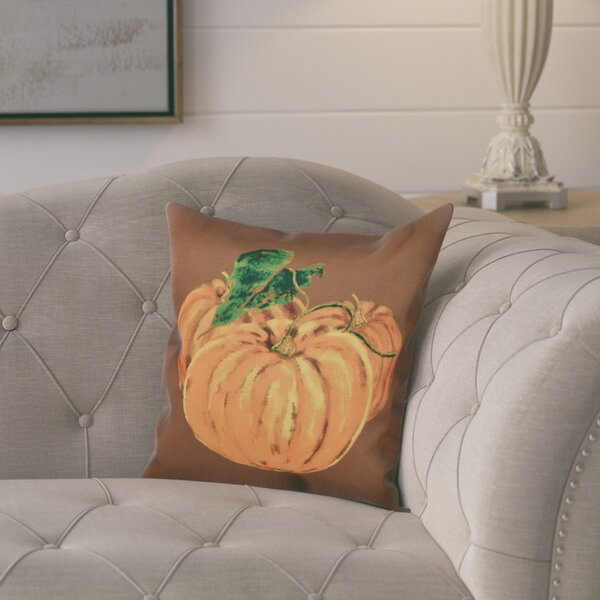 Tres Calabazas Throw Pillow by August Grove