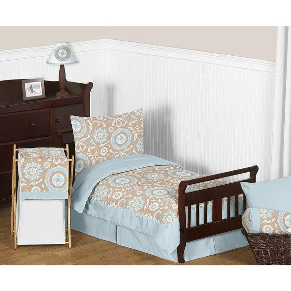 Hayden 5 Piece Toddler Bedding Set by Sweet Jojo Designs