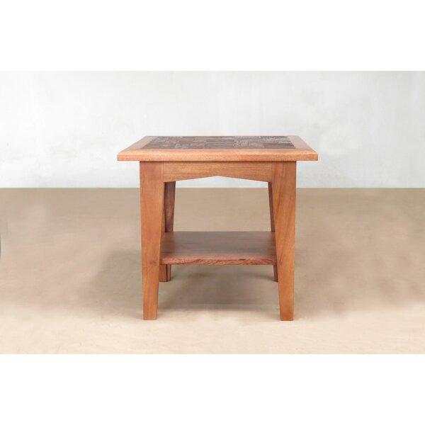 Ocotal End Table By Masaya & Co