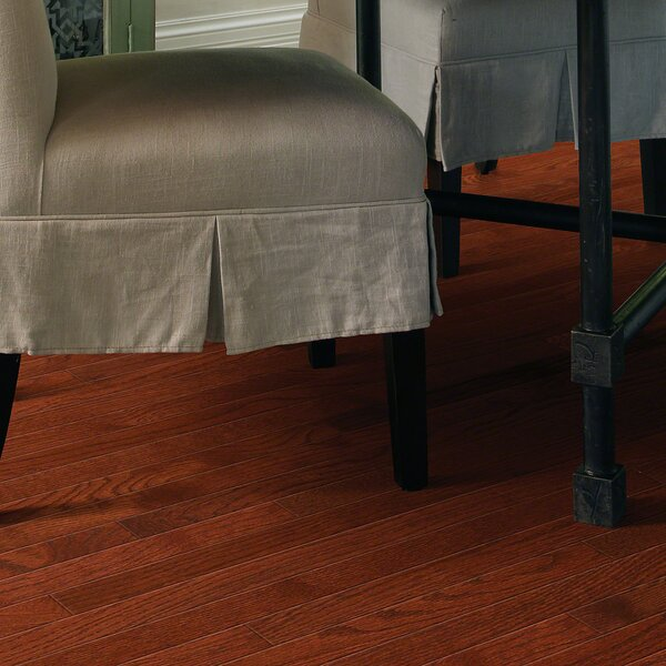 Sawgrass 2-1/4 Solid White Oak Hardwood Flooring in Stilson by Shaw Floors