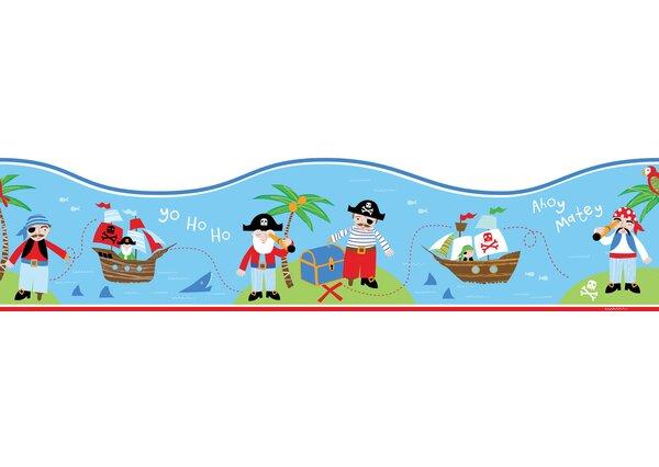 Fun4Walls Pirates Wall Mural by WallPops!