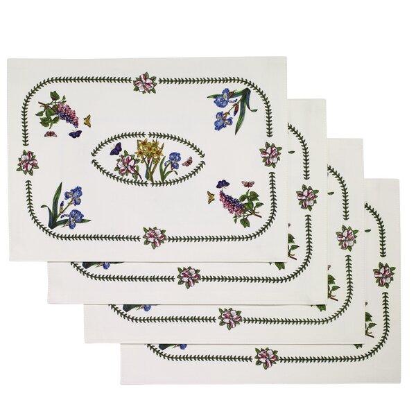 Botanic Garden Placemat (Set of 4) by Avanti Linens