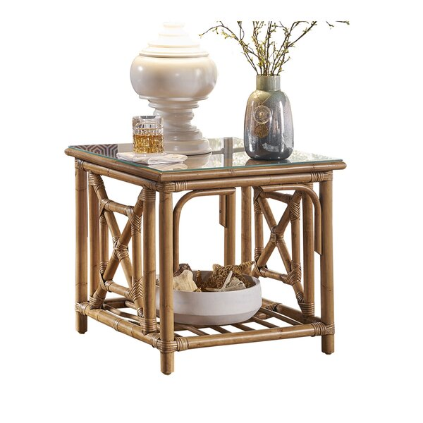 Plantation Bay End Table by Panama Jack Sunroom