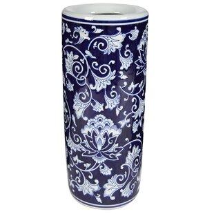 umbrella stands you'll love | wayfair Ceramic Umbrella Holder