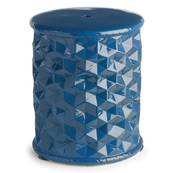 Montpelier Geometric Stool by Brayden Studio