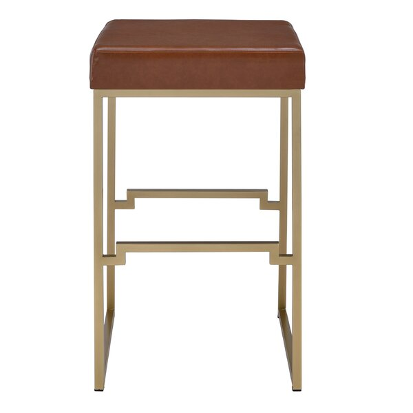 Malin 31 Bar Stool by Everly Quinn