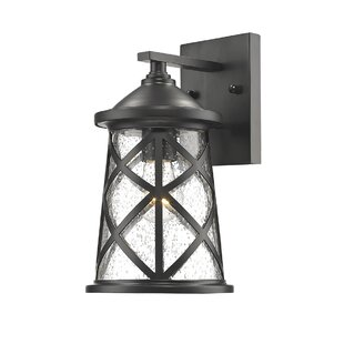 Find a Phoebe Outdoor Sconce By Gracie Oaks