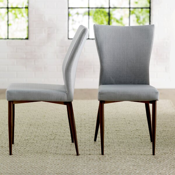 Rio Side Upholstered Dining Chair (Set Of 2) By Langley Street™