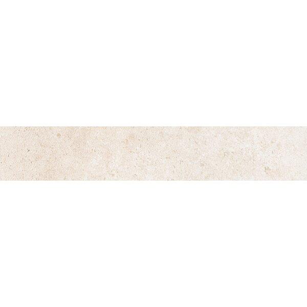 Newberry 2 x 11 Porcelain Field Tile in Bianco by Emser Tile