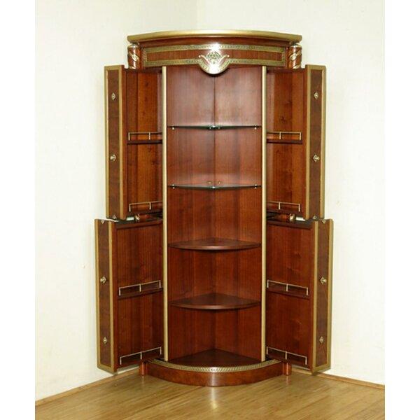 Zeus Bar Cabinet by Astoria Grand