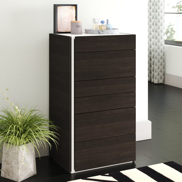 Cullerton 6 Drawer Chest by Brayden Studio