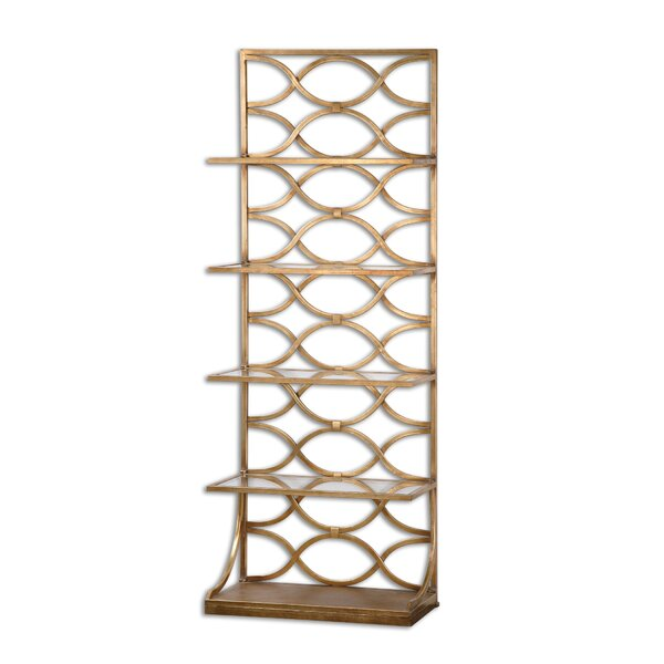 Ricketts Standard Bookcase By Everly Quinn