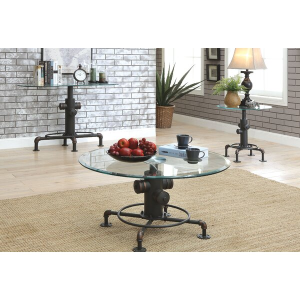Bodaway 3 Piece Coffee Table Set by Trent Austin Design