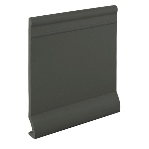 0.08 x 720 x 4 Cove Molding in Black Brown by ROPPE