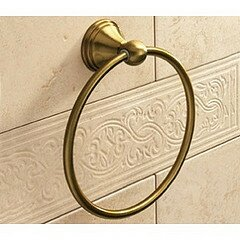 Romance Wall Mounted Towel Ring by Gedy by Nameeks