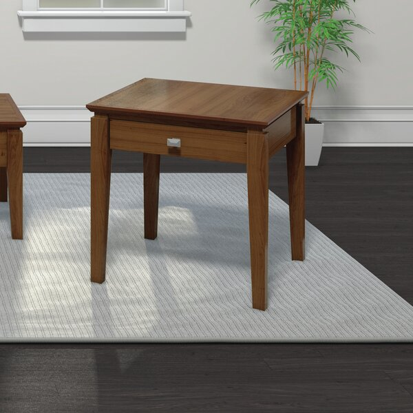 Windward End Table by Caravel