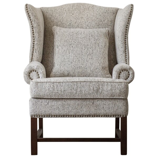 Felty Wingback Chair by Darby Home Co