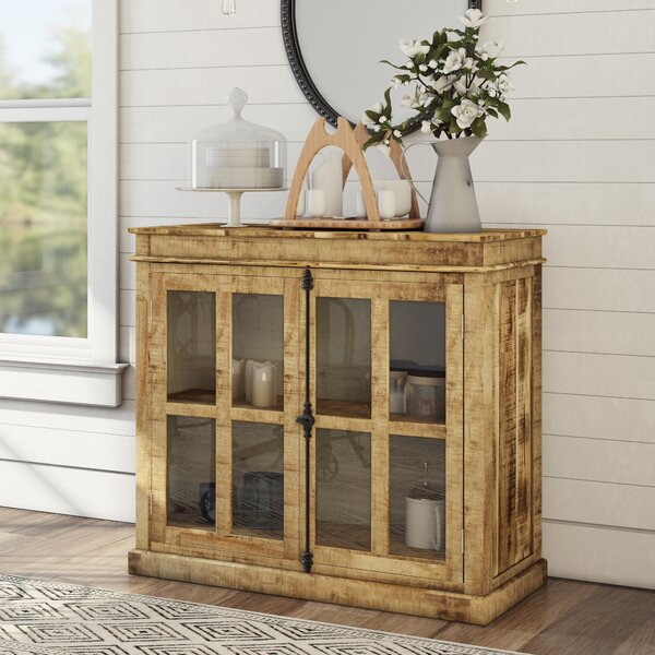 Khalifa 2 Door Cabinet by Gracie Oaks Gracie Oaks