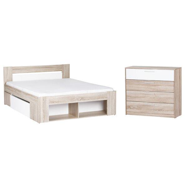 Duren Queen Platform Configurable Bedroom Set by Ivy Bronx